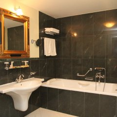 St. George Residence All Suite Hotel Deluxe 5* Стандартный номер с различными типами кроватей фото 5