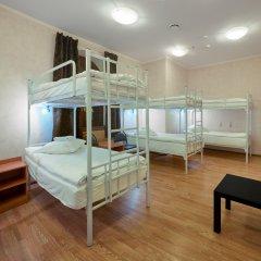 Гостиница ГородОтель на Казанском Кровать в мужском общем номере с двухъярусной кроватью фото 5