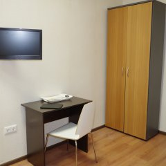 Гостиница Гермес 3* Стандартный номер двуспальная кровать фото 9