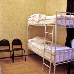 Гостиница ГородОтель на Казанском Кровать в общем номере с двухъярусной кроватью фото 2
