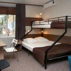 Гостиница Релакс 3* Номер категории Эконом с различными типами кроватей фото 10