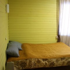 Гостевой Дом Husky Moa Кровать в общем номере с двухъярусной кроватью фото 5