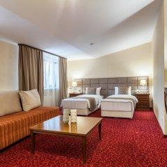 Парк-отель Сосновый Бор 4* Полулюкс с 2 отдельными кроватями фото 3