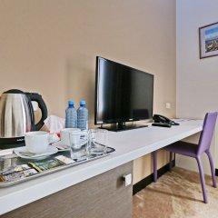 Май Отель Ереван 3* Номер Делюкс с различными типами кроватей фото 2