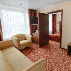 Гостиница Малахит 3* Стандартный номер с разными типами кроватей фото 5