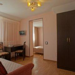 Гостиница Славянка Стандартный номер с различными типами кроватей фото 11
