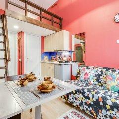 Апартаменты Sokroma Глобус Aparts Студия с различными типами кроватей фото 9