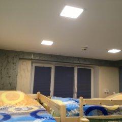 Хостел Аквариум Кровать в общем номере с двухъярусными кроватями фото 22