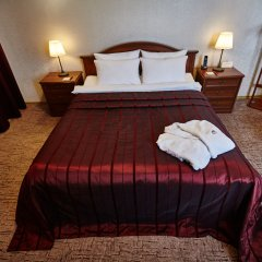 Гостиница Автозаводская комната для гостей фото 5