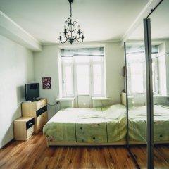 Апартаменты улица Октябрьская комната для гостей фото 3