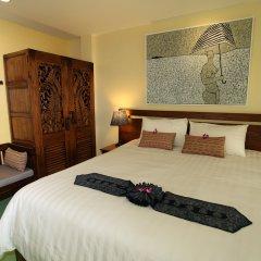 Отель CC's Hideaway 4* Стандартный номер с разными типами кроватей