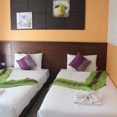 Green Harbor Patong Hotel 2* Стандартный номер разные типы кроватей фото 45