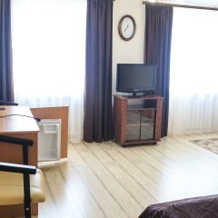 Гостиница Единство Стандартный номер с разными типами кроватей фото 5