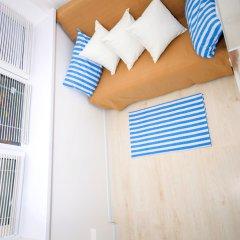 Апартаменты на Левобережной 4/11 Апартаменты с разными типами кроватей фото 20