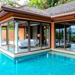 Sri Panwa Phuket Luxury Pool Villa Hotel 5* Вилла с различными типами кроватей фото 50