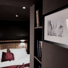 Бутик-Отель Арбат 6 Улучшенный номер с различными типами кроватей фото 4