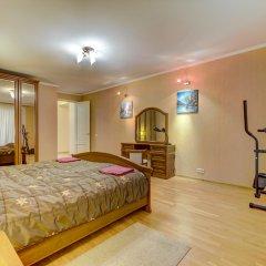 Апартаменты на Невском 54 сейф в номере
