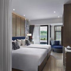 Отель Manathai Surin Phuket 4* Улучшенный номер разные типы кроватей