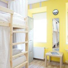 Хостел Браво Кровать в общем номере