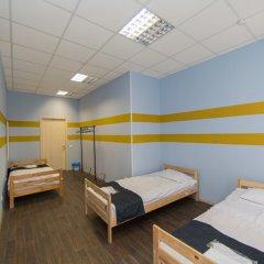 Мини-Отель Компас Номер с общей ванной комнатой с различными типами кроватей (общая ванная комната) фото 12
