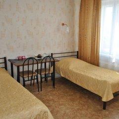 Гостиница Спутник 2* Номер Эконом разные типы кроватей (общая ванная комната) фото 16