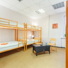 Сафари Хостел Кровать в общем номере с двухъярусными кроватями фото 26