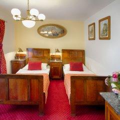Hotel Waldstein 4* Стандартный номер с различными типами кроватей фото 2