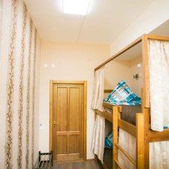 Хостел Рус - Иркутск Номер с общей ванной комнатой с различными типами кроватей (общая ванная комната) фото 6