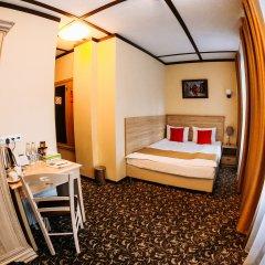 Гостиница Кауфман 3* Стандартный номер двуспальная кровать фото 9