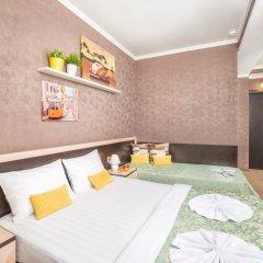 Гостевой дом Милотель Маргарита Улучшенный номер с разными типами кроватей фото 9