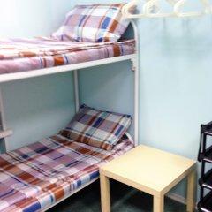 Хостел 365 Кровать в общем номере с двухъярусной кроватью фото 2