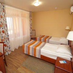 Парк-отель ДжазЛоо 3* Стандартный семейный номер с разными типами кроватей фото 5