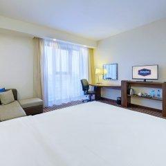 Гостиница Hampton by Hilton Волгоград Профсоюзная 4* Стандартный номер с различными типами кроватей фото 10