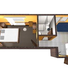 Мини-отель Тукан Стандартный номер с различными типами кроватей фото 27