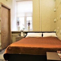 Мини-Отель Меланж Стандартный номер с различными типами кроватей фото 3