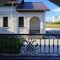 Гостиница Медный Двор в Суздале отзывы, цены и фото номеров - забронировать гостиницу Медный Двор онлайн Суздаль балкон
