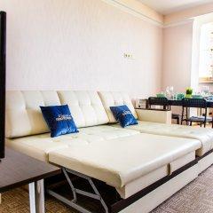 Гостиница на Аллейной в Калуге отзывы, цены и фото номеров - забронировать гостиницу на Аллейной онлайн Калуга комната для гостей фото 4