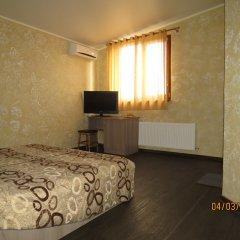 Гостиница Золотой Берег комната для гостей фото 4