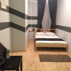 Мини-Отель Компас Номер с общей ванной комнатой с различными типами кроватей (общая ванная комната) фото 4