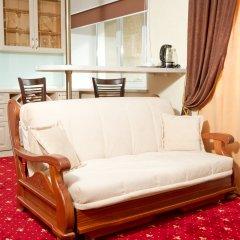 Гостиница AMAKS Центральная Апартаменты разные типы кроватей фото 5