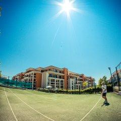 Апартаменты Sandapart Prestige Fort Beach спортивное сооружение