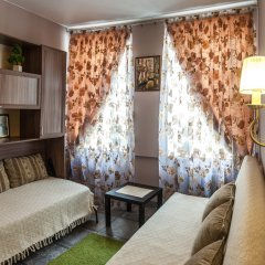 Мини-Отель Меланж Стандартный номер с различными типами кроватей фото 7