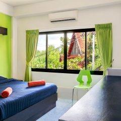 Art Hotel Chaweng Beach 3* Стандартный номер с двуспальной кроватью