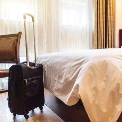 Гостиница Ярославская 3* Представительский номер с разными типами кроватей фото 3