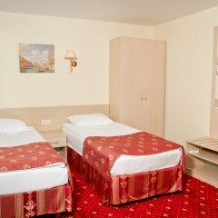 Гостиница AMAKS Центральная Номер Бизнес разные типы кроватей