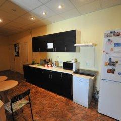Хостел Архитектор Кровать в общем номере с двухъярусной кроватью фото 2