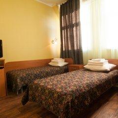 Мини-отель на Электротехнической Стандартный номер с различными типами кроватей фото 14