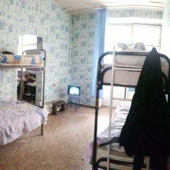 Хостел Дом Охотника Кровать в общем номере с двухъярусной кроватью фото 2