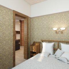 Гостиница Аквариус Улучшенный люкс с различными типами кроватей