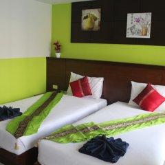 Green Harbor Patong Hotel 2* Стандартный номер разные типы кроватей фото 42